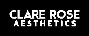 clare rose aesthetics logo