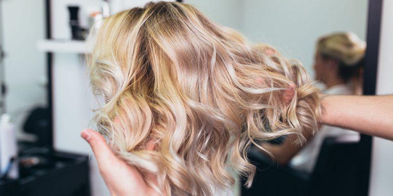 Balayage Colouring Hair