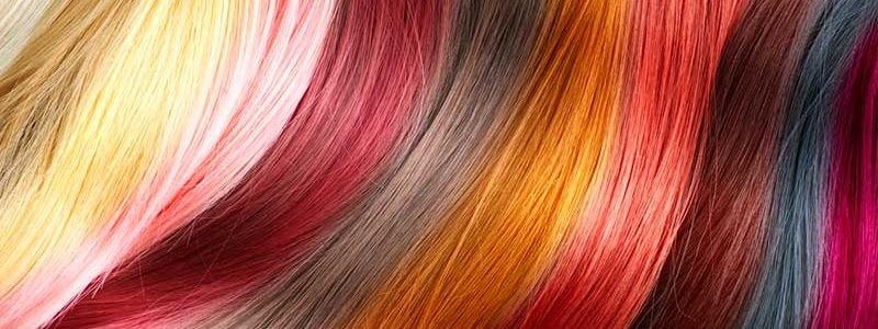 Hair Colour Samples